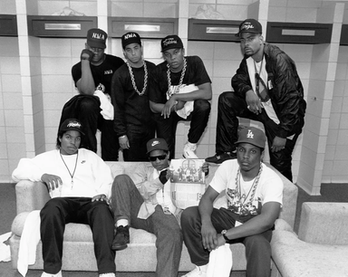 Straight Outta Compton: The Rise and Demise of Gansta Rap