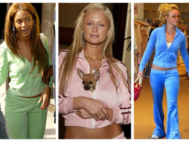 The Juicy Tracksuit: An Emblem Of Y2K Nostalgia