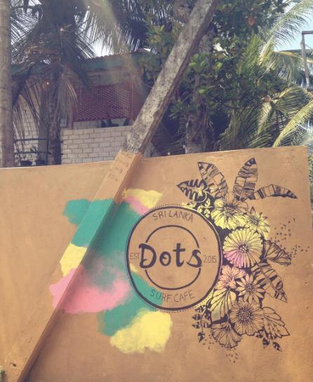 DOTS SURF CAFE - SRI LANKA