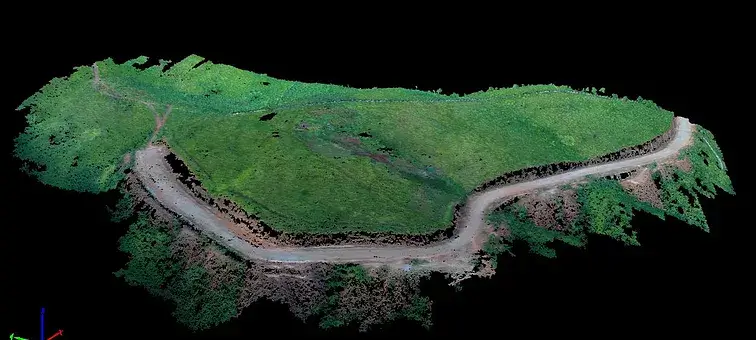India UAV Aerial Drone Mapping Surveying videography Companies.webp