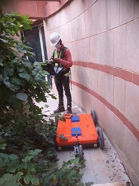 Delhi SUE/GPR  Radar Underground Scanning Surveying  Providers company in Delhi India, Sub