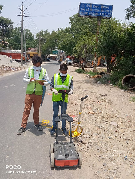 India Geophysical Geotechnical Investigation Companies, GPR UAV drone Bathymetry Survey, S