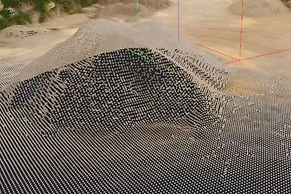 Point-cloud-drone-survey-aerial-mapping-