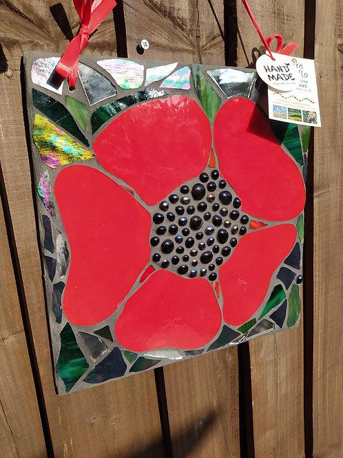 Poppy Mosaic