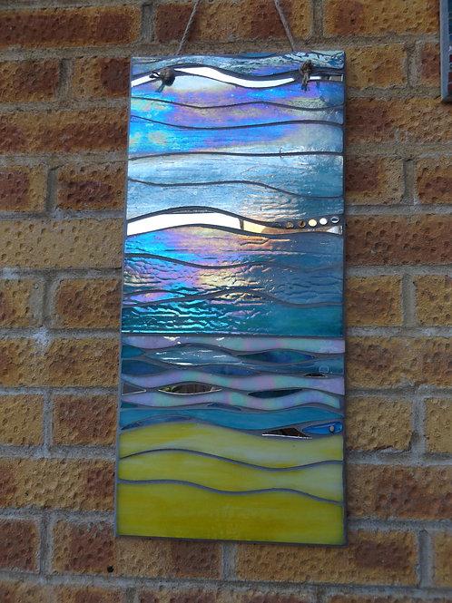 Ocean Dreams - Mosaic Art
