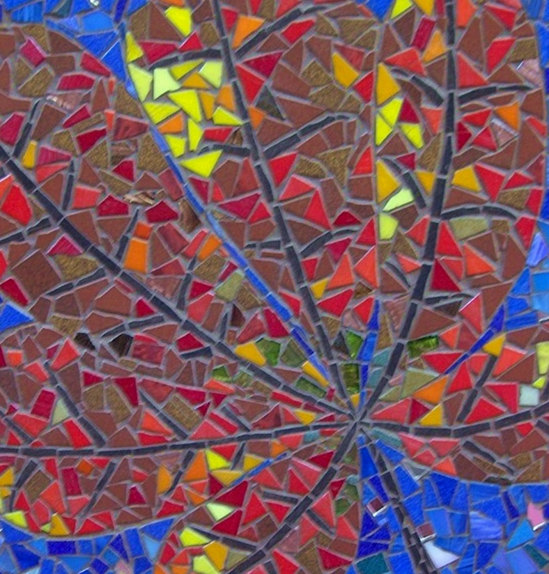 Maple Mosaic by Claire Costello