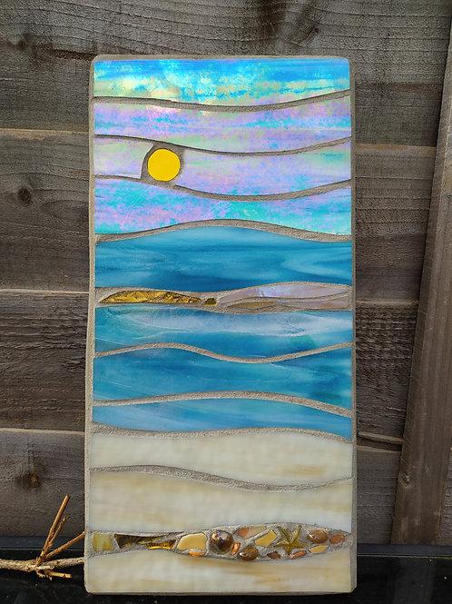 Amber Sands - Mosaic Art