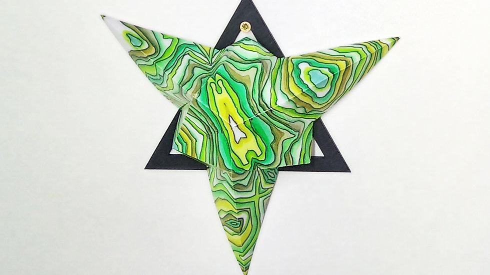 Green Energy Whernside Large Star