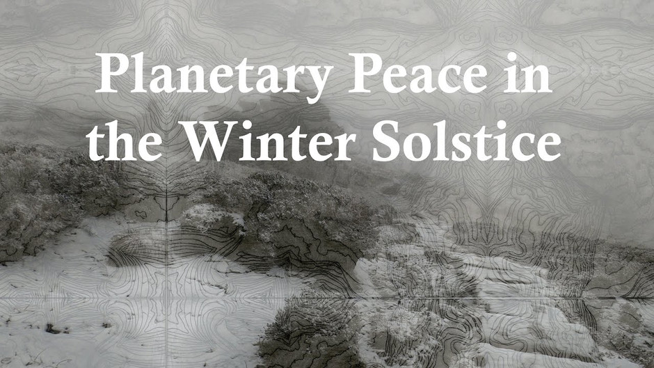 Planetary Peace in the Winter Solstice