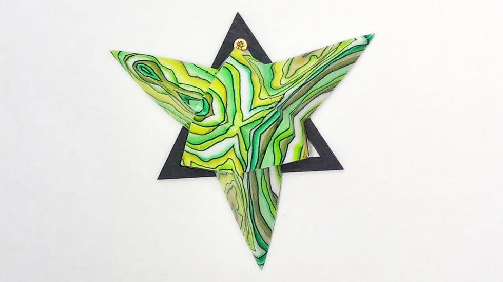 Green Energy Whernside Small Star