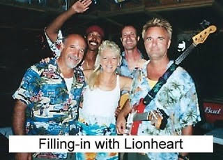 Filling in With Lionheart