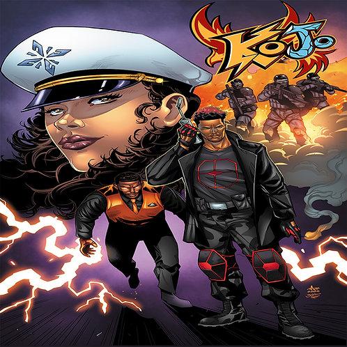 Arcana Legends: Ko+Jo#1