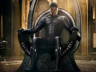 Black Panther at SDCC!