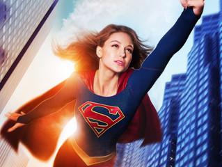 Supergirl at SDCC!