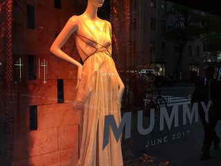 Wrapped Up in The Mummy