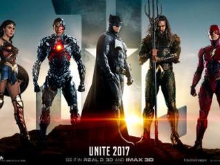 The Justice League Unites at SDCC!