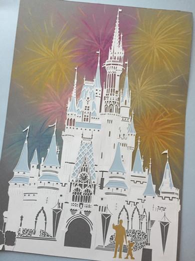 'Cinderella's Castle'
