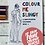 Thumbnail: Colour me Slingy - Babywearing Colouring Book