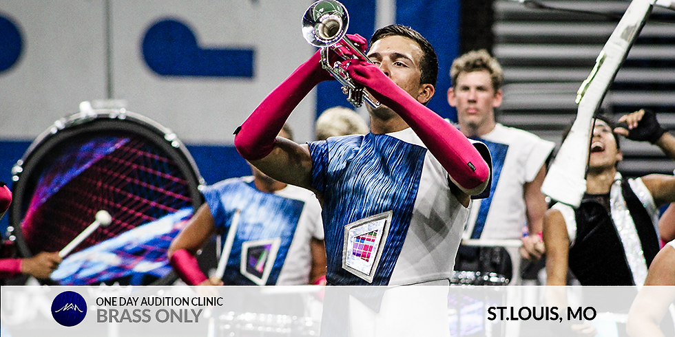 2020 Brass Only Audition Clinic (St. Louis, MO)