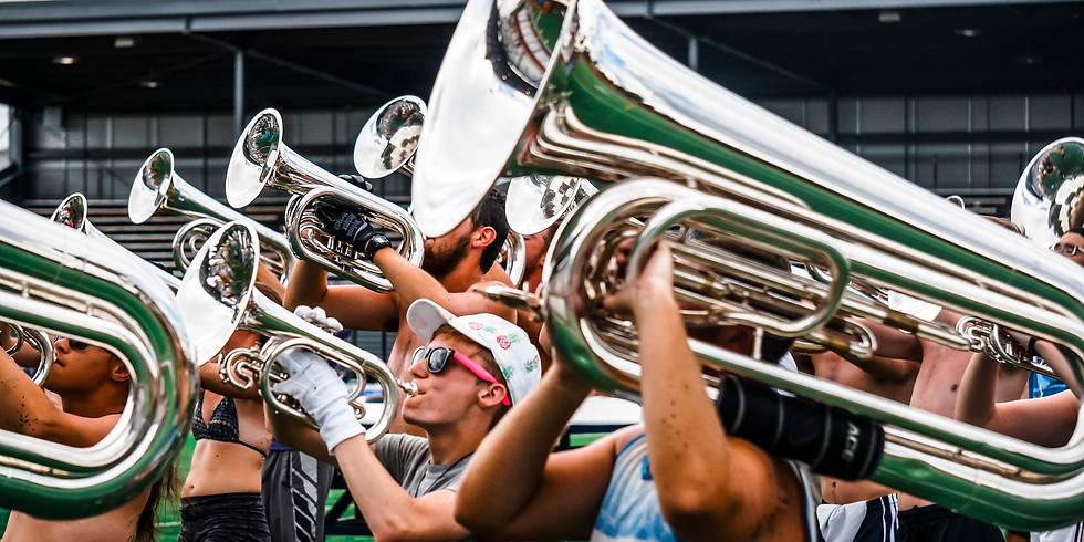 March Brass Only Camp