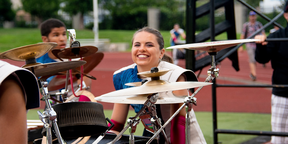 2020 January Brass and Percussion Audition and Callback Camp (Seattle)