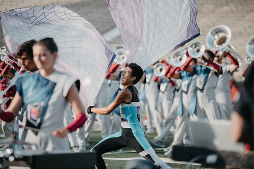 2019 Color Guard Audition Package