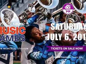 2019 Seattle Summer Music Games Tickets On Sale