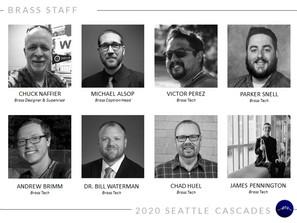 Seattle Cascades Announce 2020 Instructional Staff