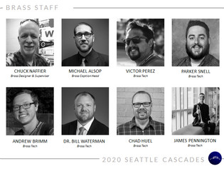 Seattle Cascades Announce 2020 Instructional Staff