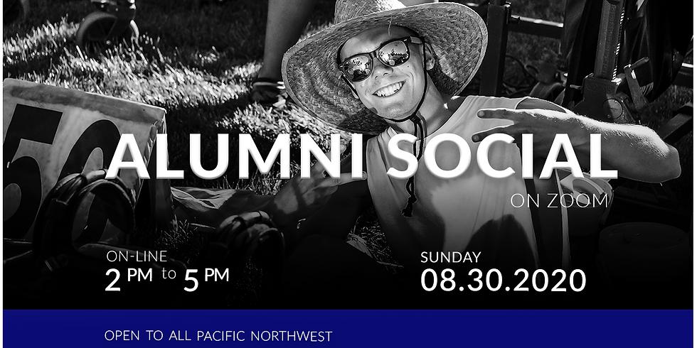 Alumni Social On Zoom