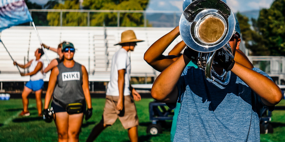 February Brass and Percussion Camp