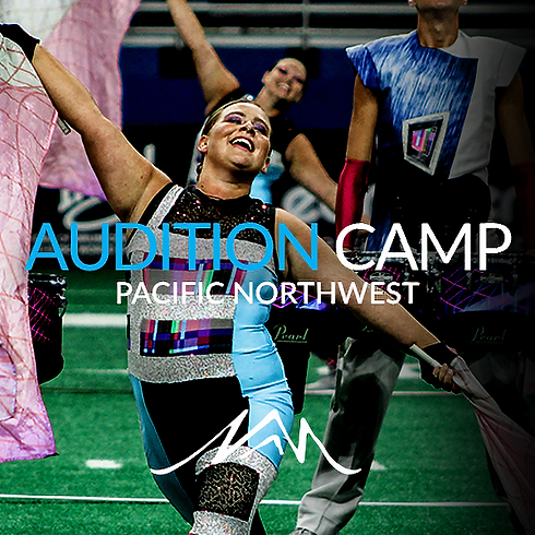 2022 Audition Camp - Pacific Northwest