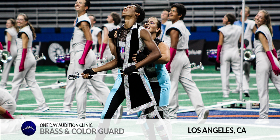 2020 Brass & Color Guard Audition Clinic (Los Angeles, CA)