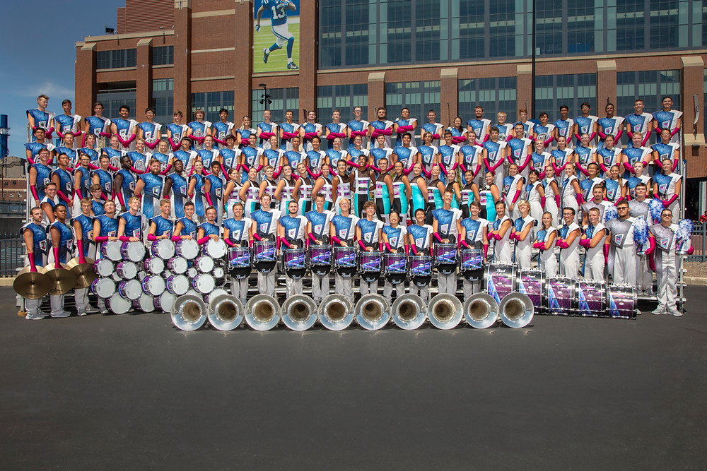 Seattle Cascades Drum and Bugle Corps
