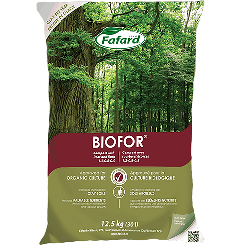 BIOFOR® Compost with Peat and Bark