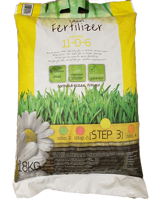Lawn Fertilizer - Summer