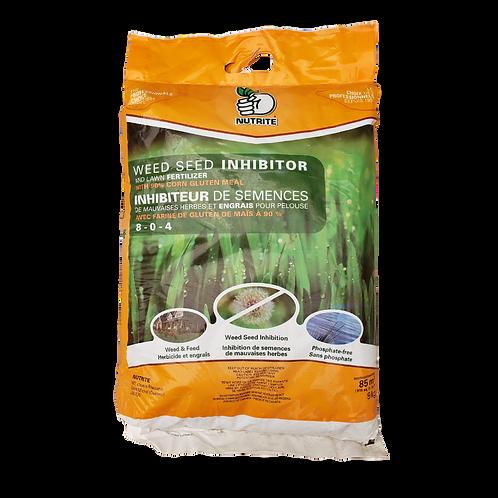 Nutrite Weed Seed inhibitor & Lawn Fertilizer