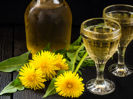 The Interesting Art of Dandelion Wine