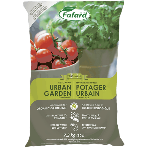 Fafard URBAN GARDEN Container Mix