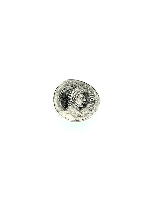 Bague Caracalla - Denier argent