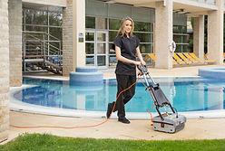 Reinigungsmaschine für Hotelböden, Hotel Reinigungsmaschine, Restaurant Bodenreinigung