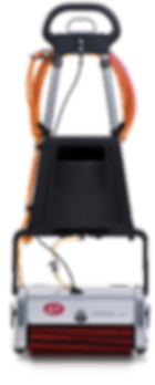 Lux Uniprof Bodenreinigungsmaschine, Fliessenreinigungsmaschine, Reinigung Aussenterassen, Maschine für Ladenfläche reinigen, Teppichnassreiniger