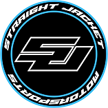 Straight Jacket Motorsports Circle Logo-