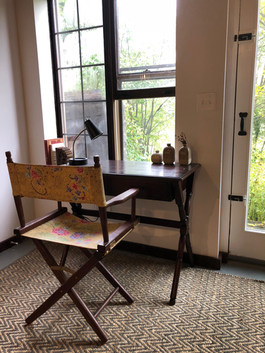 Writers Desk with Directors Chair
