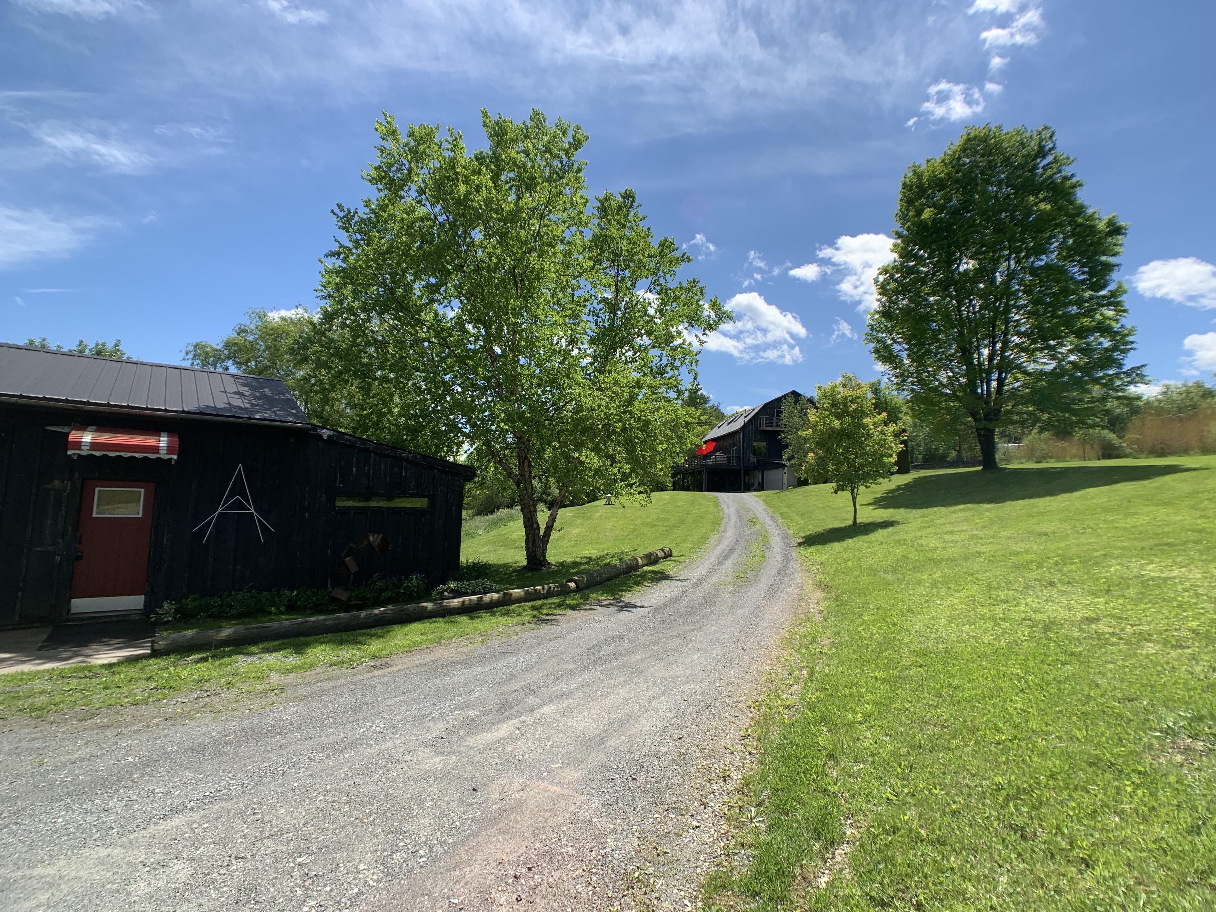 Alappat Atelier & Pocono Barn