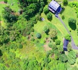 Pocono Barn Aerial