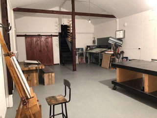 Interior Studio Space