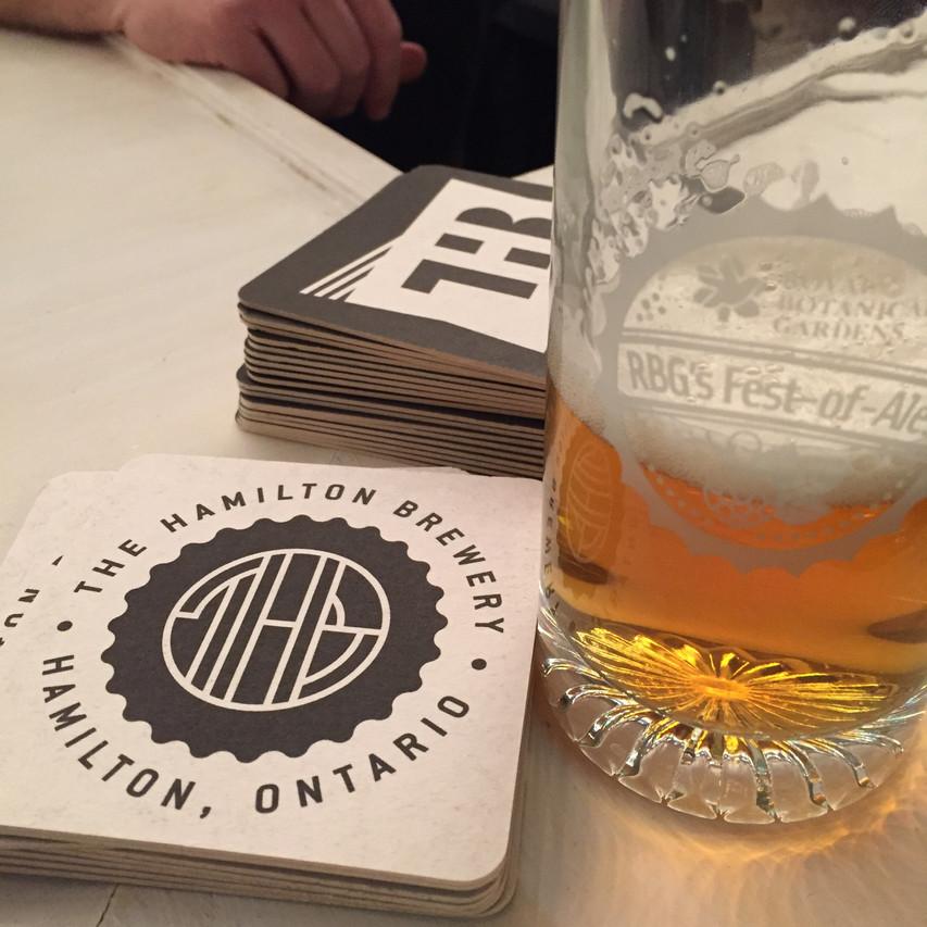 The Hamilton Brewery