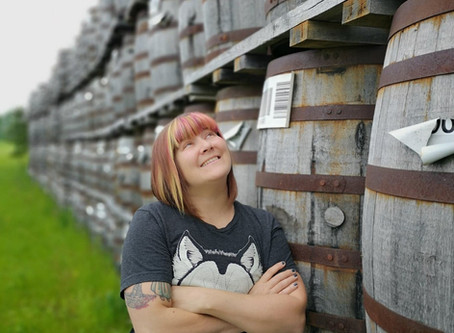 Exploring & pouring my way through Windsor - Essex's Barrels, Bottles and Brews Trail.