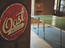 Ping Pong & Beer Tasting